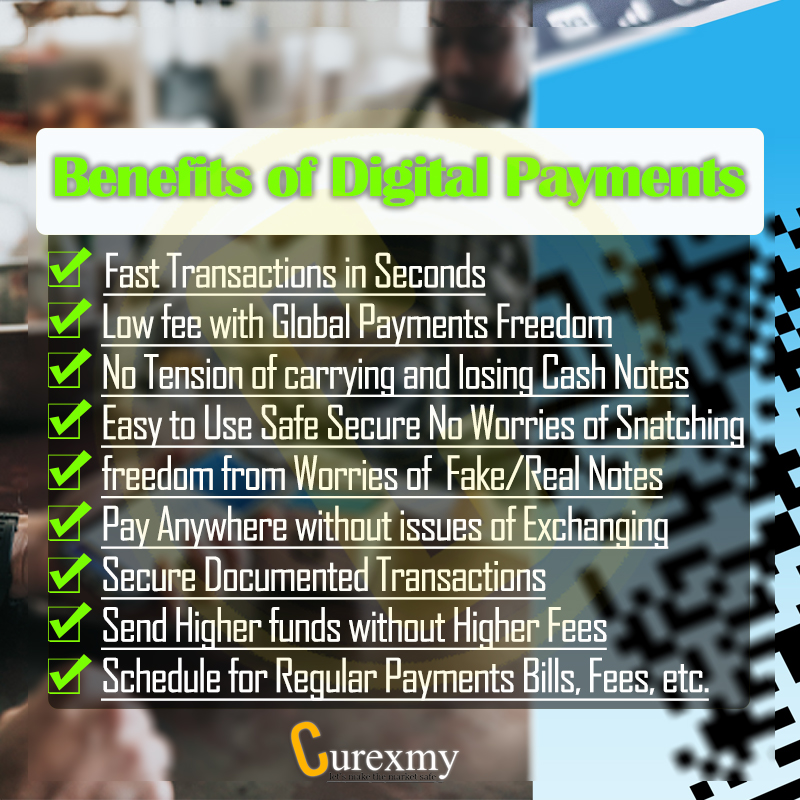 Benefits of Digital Payments