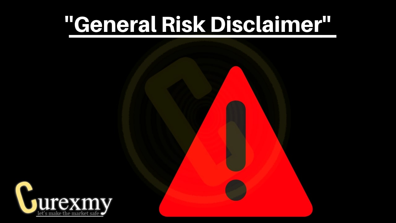 Risk Disclaimer for Continue with Curexmy.com