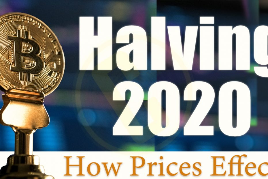 Bitcoin Halving 2020 How prices effects by curexmy.com