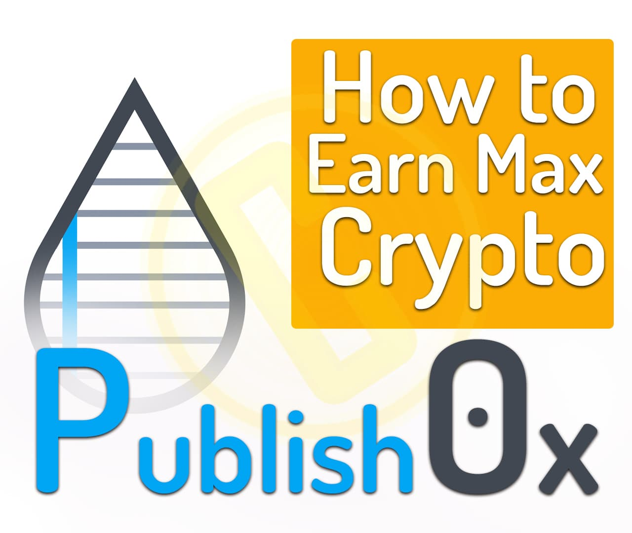 How to Earn Max Crypto on Publish0x Platform by curexmy