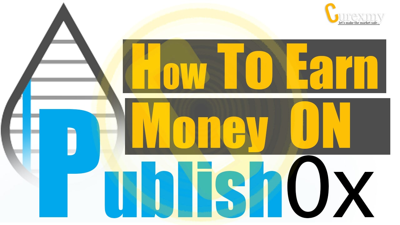 How to Earn Money From Publish0x Platform curexmy