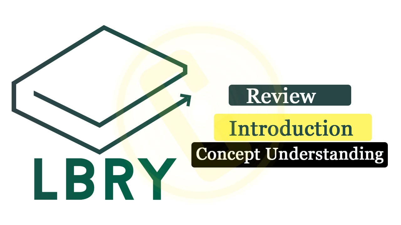LBRY Project Introduction Concept Understanding What is LBRY Credits_curexmy