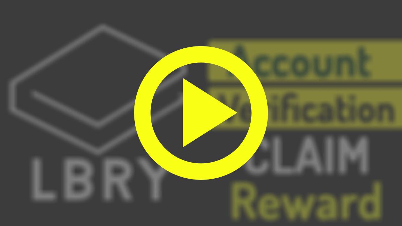 Watch: LBRY Project LBRY Credits Youtube Partner Program Verify Claim LBC Reward