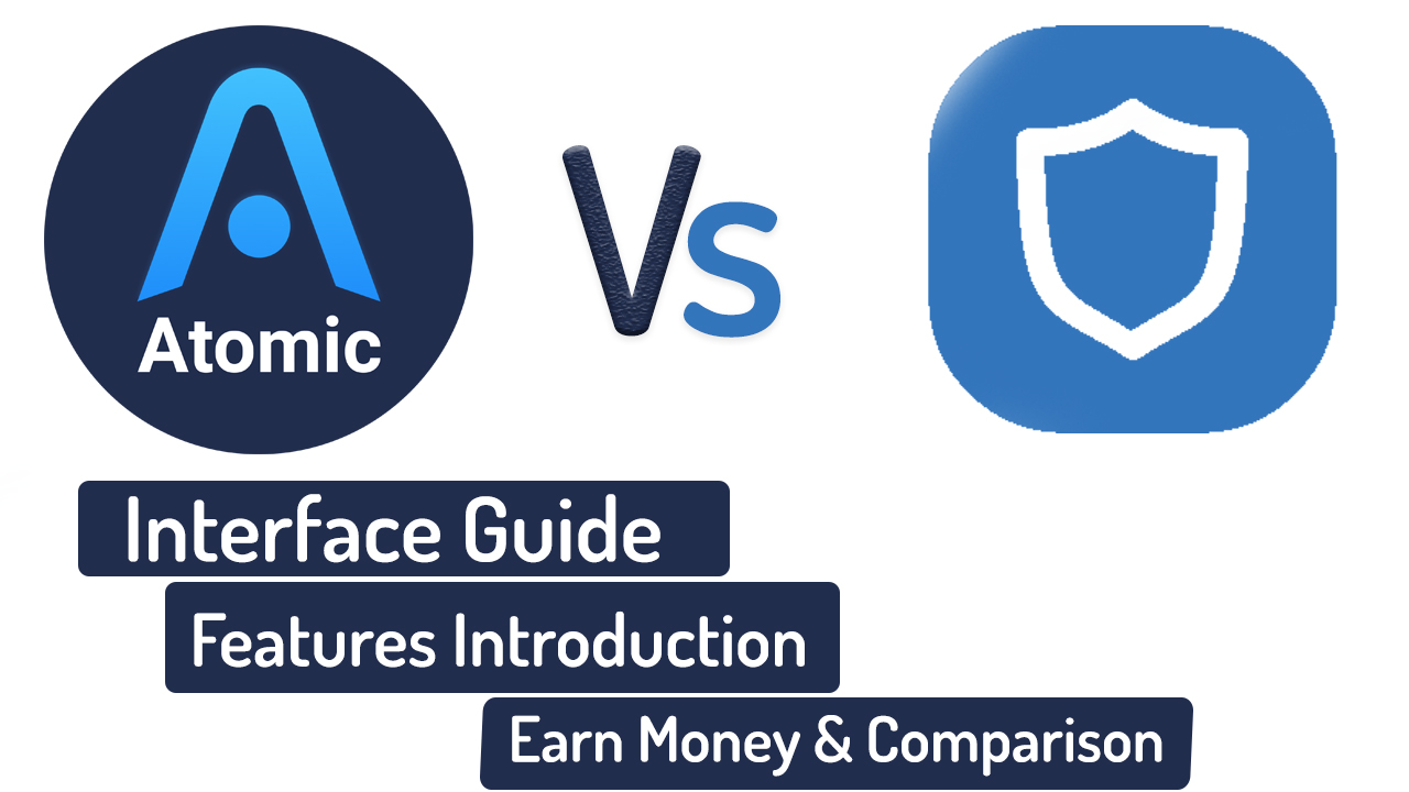 Atomic Wallet Interface Guide Features Introduction, Earn Money & Comparison