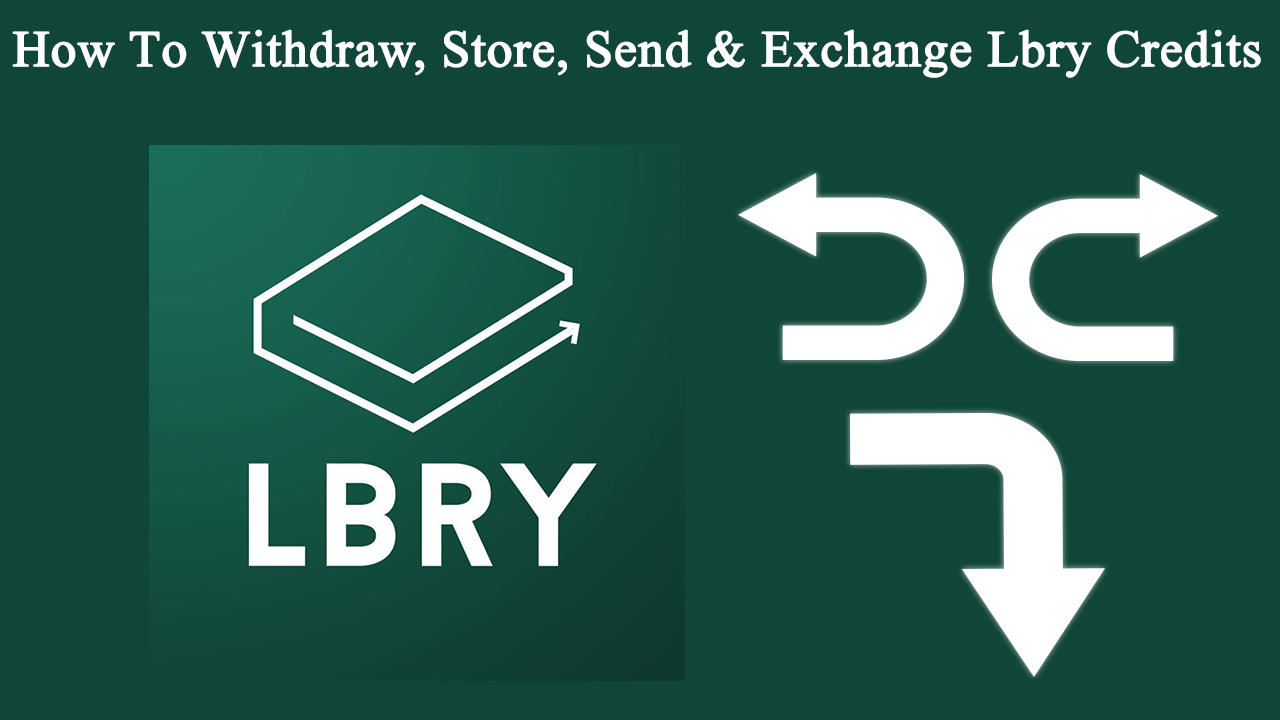 How to Withdraw LBC Coin On Lbry.tv & Exchange To Your Native Currency