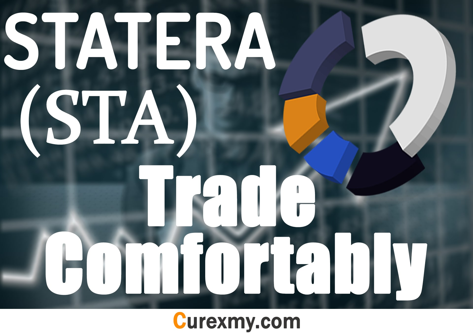 How To Trade Or Buy/Sell Statera (STA) Comfortability