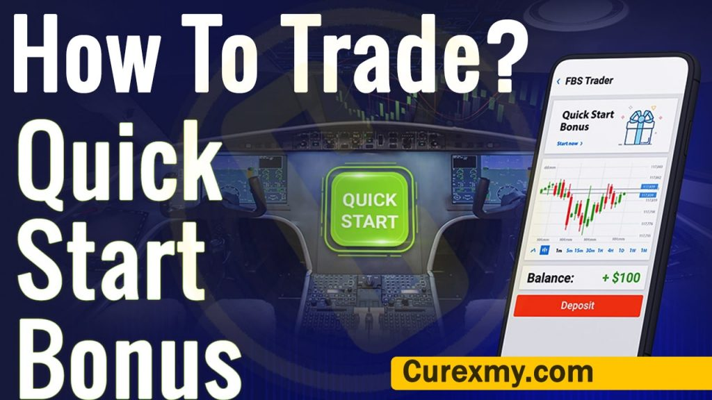 FBS Quick Start Bonus - How to Trade & Withdraw