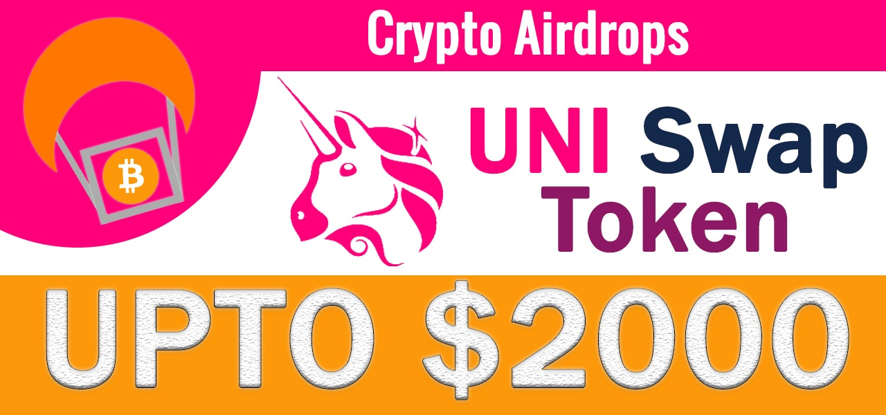 How To Claim Uniswap UNI Token Airdrop Upto $2000