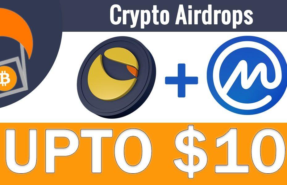Terra Project Learn & Earn Quiz On Coinmarketcap Airdrop Upto $10 LUNA Tokens