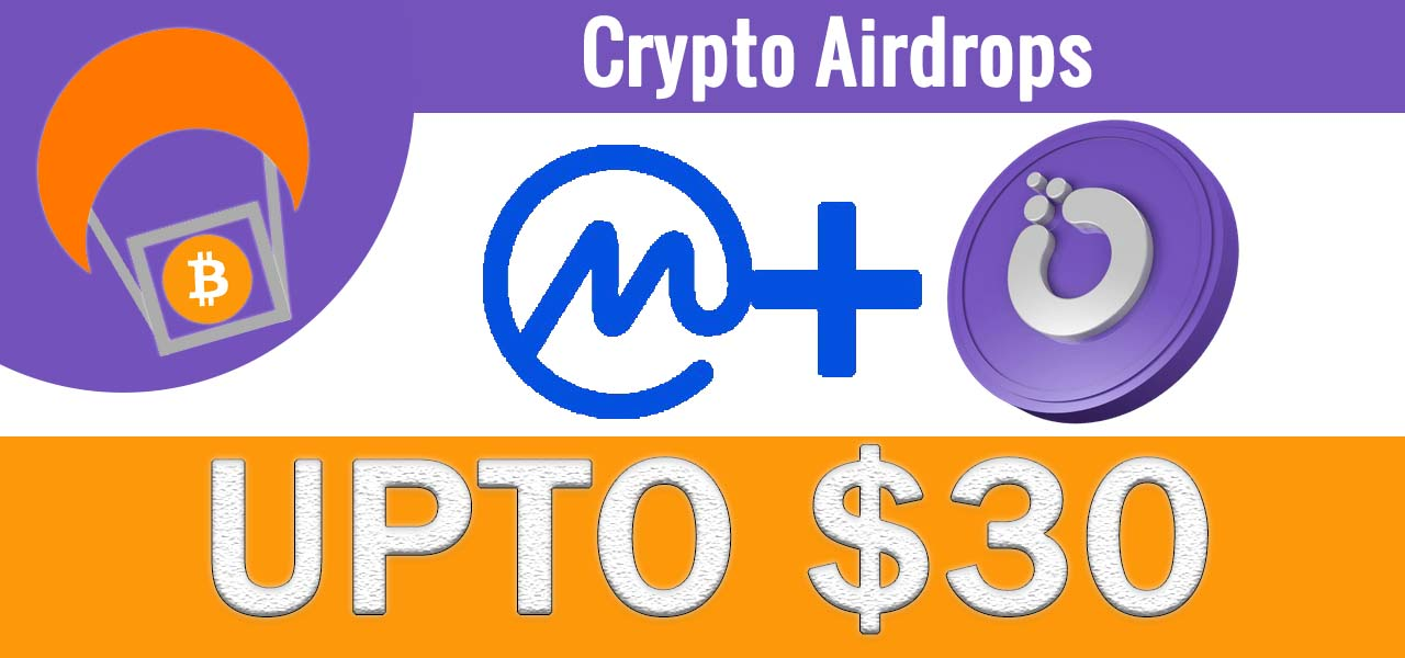 Orchid OXT Learn & Earn CoinMarketCap Airdrop