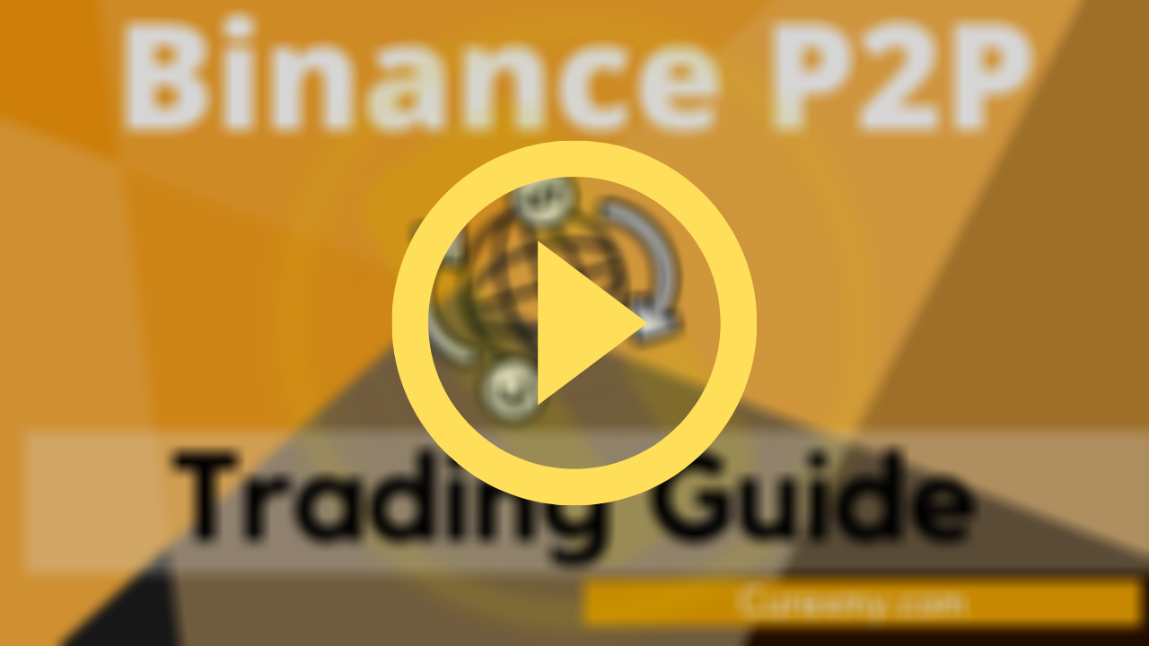 Watch: How To Trade Binance P2P Buy/Sell Crypto To Fiat Local Bank Transfer Guide