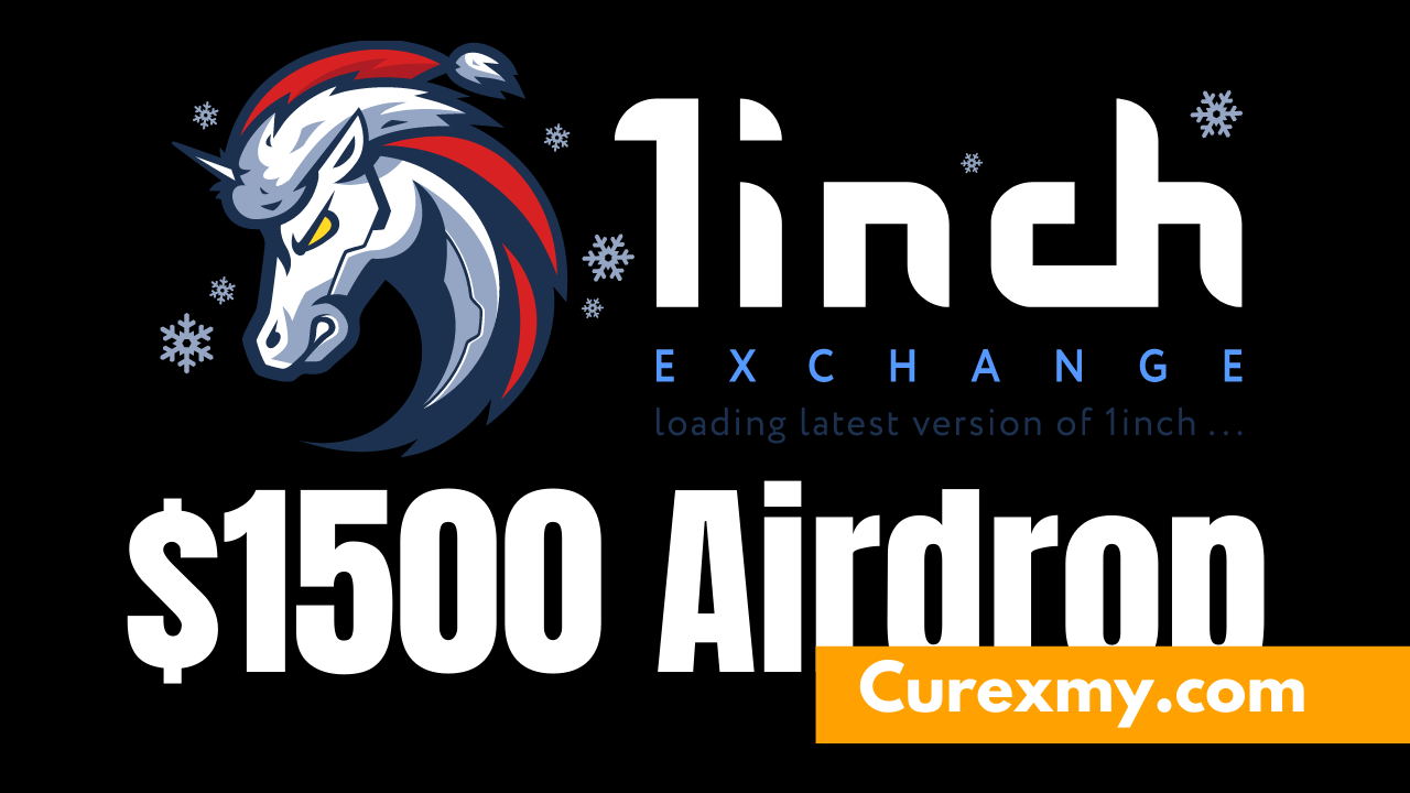 How To Claim 1inch Exchange UNI Token Airdrop Upto $2000