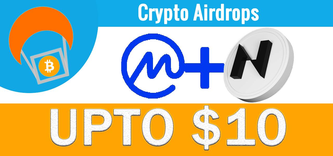 Nervos Network CKB Learn & Earn CoinMarketCap Airdrop